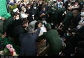 پیکر استاد برجسته حوزه علمیه مشهد تشییع شد