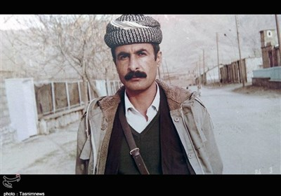 کردستان|تصاویری دیدهنشده ازفرمانده دلاور پیشمرگ کُرد مسلمان+تصاویر