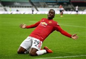 لیگ برتر انگلیس  پیروزی پُرگل منچستریونایتد در دقایق پایانی
