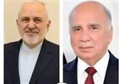Iranian, Iraqi Top Diplomats Hold Talks