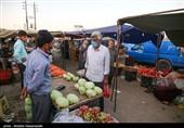 تعطیلی بازارهای هفتگی در گرگان/ واحدهای صنفی متخلف پلمب میشوند