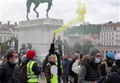 French Police Fire Tear Gas at 'Yellow Vest' Protesters in Lyon (+Video)