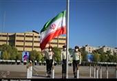 صبحگاه عمومی فرماندهی انتظامی در بندرعباس برگزار شد+تصاویر