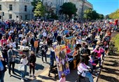 Thousands Gather in DC to Protest Trump, Barrett's Nomination (+Video)