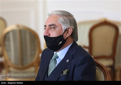عبدالله عبدالله رییس شورای عالی صلح افغانستان