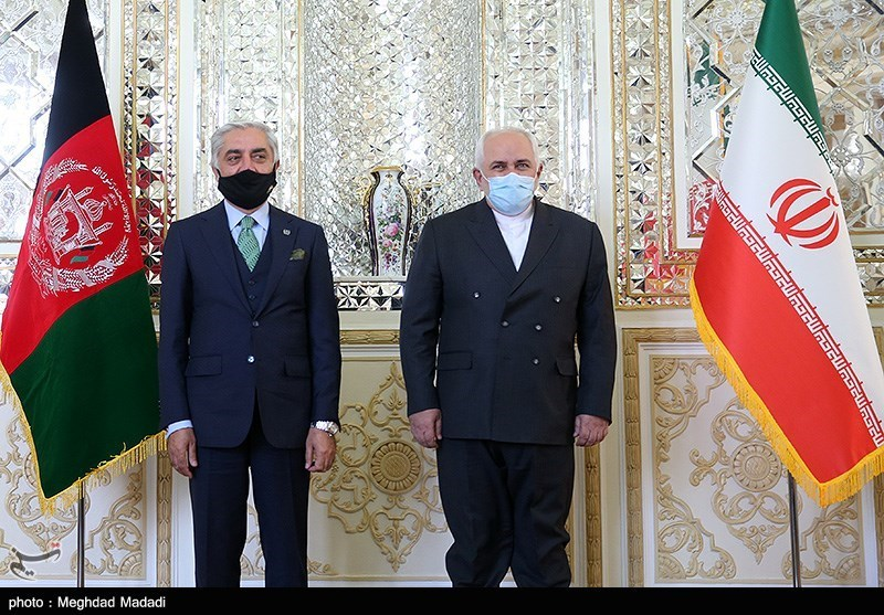 Iran Supports Taliban's Involvement in Afghan Political Structure: Zarif