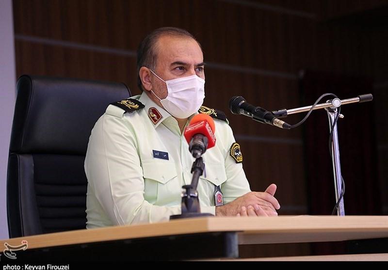 """""""ارتقای امنیت و خدمتگزاری به مردم"""" جزو برنامهها و اولویت پلیس در کردستان است"""