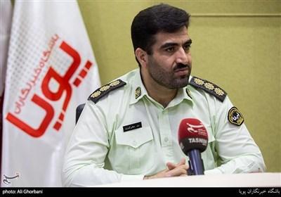 گفت و گو با سرهنگ داود گودرزی رئیس پلیس فتا استان تهران