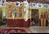 قاب دیدنی تلفیق هنر و آداب و رسوم مردمان جزیره هرمز/ موزه نادعلیان مکانی که هنر بومیان هرمز را به تصویر کشید
