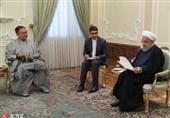پایان ماموریت سفیر ژاپن در ایران