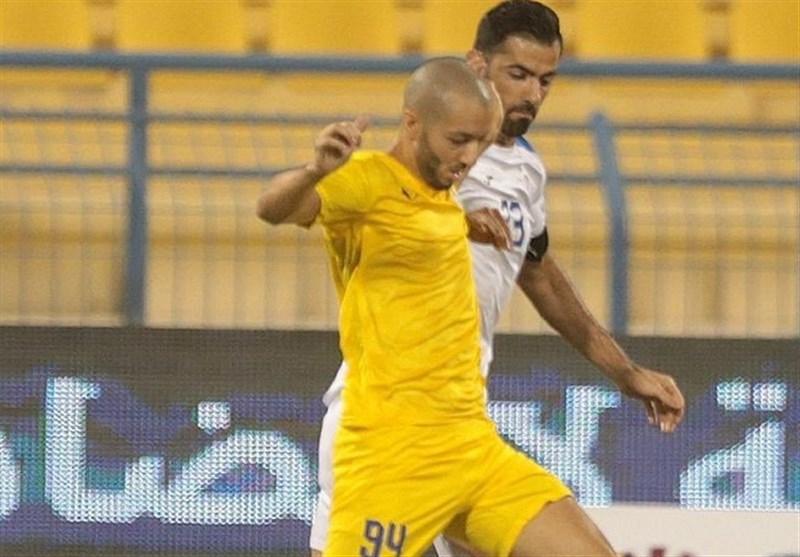 لیگ ستارگان قطر| الخریطیات شکست خورد