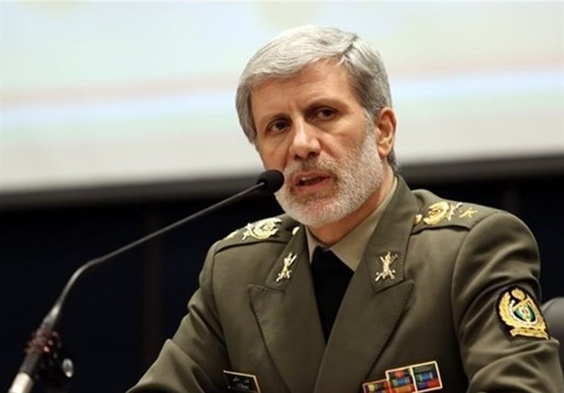 Iran's Arms Exports to Exceed Purchases: Defense Minister