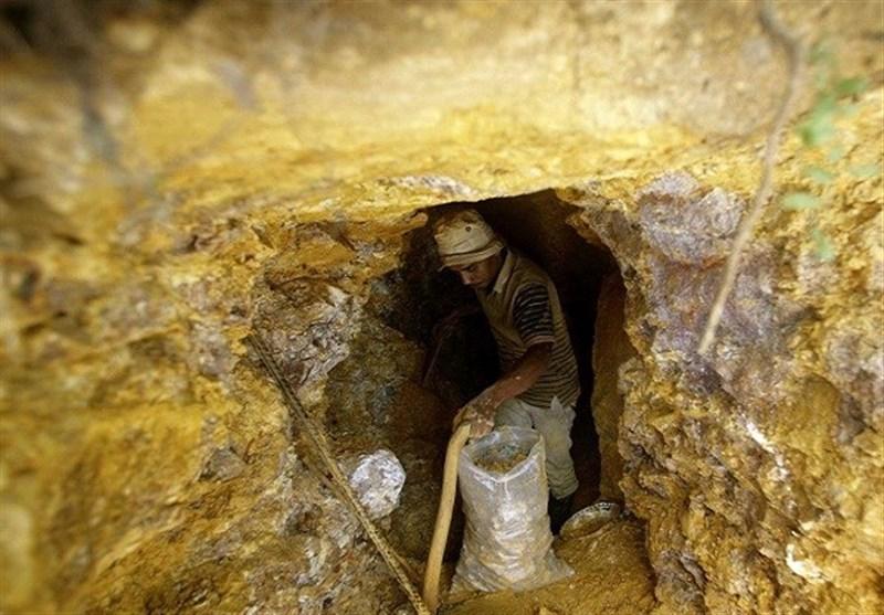 کشف ذخایر جدید طلا در سیستان و بلوچستان/ ذخایر معادن طلای کشف شده به 38 تن رسید