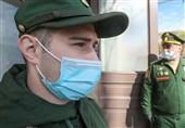 وضعیت شیوع ویروس کرونا در میان نیروهای مسلح روسیه