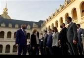 مراسم استقبال رسمی از نخستوزیر عراق در فرانسه+تصاویر