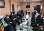 فرمانده سپاه ایلام: آرامش مرزها مرهون جانفشانی پلیس است/ رتبه نخست استان در امنیت سرمایهگذاری