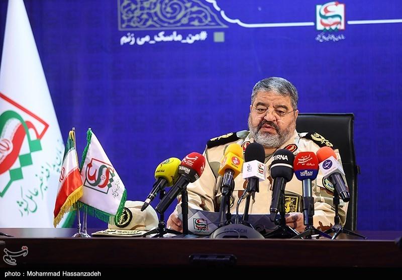 Iran Sets Up Radiation Defense Bases