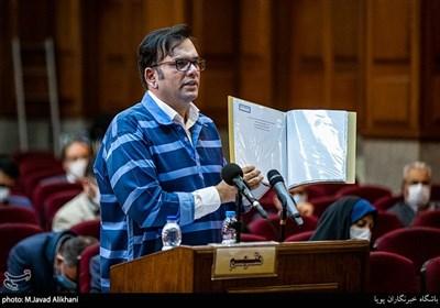 ششمین جلسه محاکمه محمد امامی متهم پرونده بزرگ بانک سرمایه