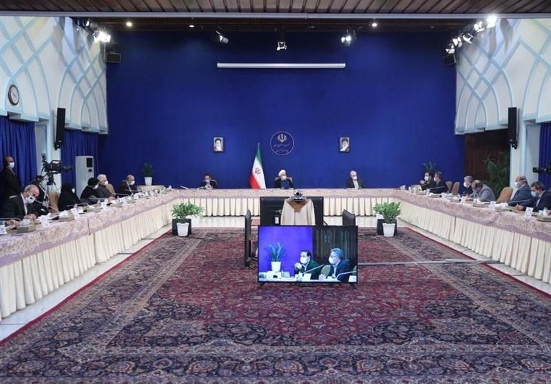 برگزاری جلسه مشورتی در ریاستجمهوری با موضوع بررسی راهکارهای جدید مقابله با کرونا