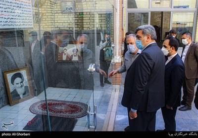 احداث بوستان زندگی در جنوب تهران با حضور حناچی شهردار تهران