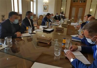 Diplomats Hold New Round of Iran-Ukraine Political Talks