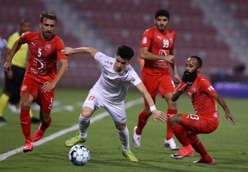 لیگ ستارگان قطر| نخستین پیروزی العربی در ثانیههای پایانی با گلزنی مهرداد محمدی