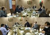برگزاری نشست کمیته ملی المپیک با فدراسیونهای تکواندو و کشتی