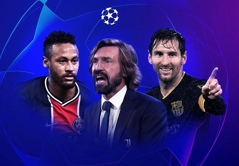 لیگ قهرمانان اروپا| پذیرایی پاریسنژرمن از منچستریونایتد با انگیزه انتقام/ گام اول بارسلونا برای اعاده حیثیت