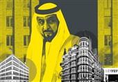 امپراطوری املاک شیخ خلیفه در مناطق گرانقیمت لندن/ پولهای نفتی امارات کجا هزینه میشود؟+تصاویر