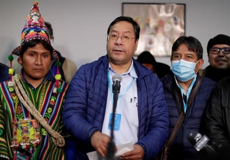 Iran Congratulates Arce on Winning Bolivia's Election