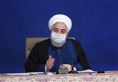 روحانی: حفظ سلامت و جان مردم اولویت اول دولت است
