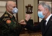 آکار در دیدار رئیس ستاد ارتش لیبی: فعالیتهایمان در لیبی بر اساس توافقنامه ادامه خواهد داشت