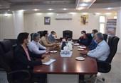 تاکید آذری بر بهبود کیفیت پخش بازیهای فولاد خوزستان