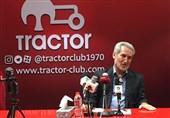 مدیرعامل تراکتور: فوتبال ایران فقط از نظر پولی حرفهای است/ درباره مطالبات رشید مظاهری محکوم شدیم/ قرارداد 10میلیاردی خیانت به هوادار است