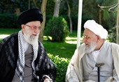دیدارهای مرحوم آیت الله مهدویکنی با امام خامنهای + فیلم
