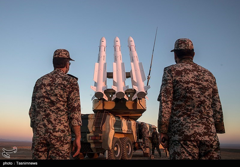 Iranian Forces Begin Large-Scale Air Defense Exercise
