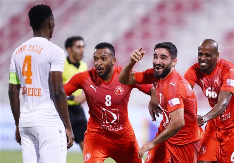 لیگ ستارگان قطر  فرار العربی از شکست با گلهای مهرداد محمدی