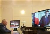 ممانعت از تشدید اوضاع در قره باغ؛ موضوع مذاکرات پوتین و ماکرون