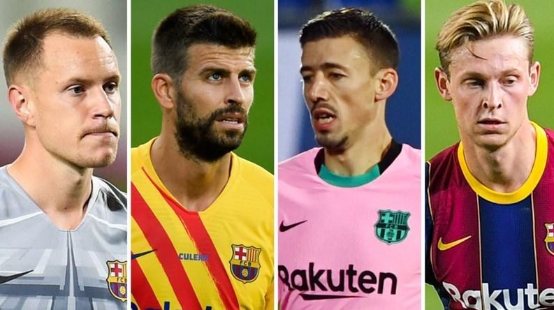 تیم فوتبال بارسلونا , فوتبال , جرارد پیکه ,