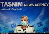 بازدید رئیس پلیس آگاهی از خبرگزاری تسنیم