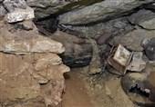 راز یک مومیایی کشف شده در مصر با زبانی از طلا+عکس