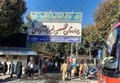 تهران| آتش سوزی در بیمارستان فیروز آبادی شهرری مهار شد