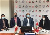 برگزاری وبینار مسئولان فدراسیون ووشو با روسای هیئتهای استانی