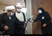 مدیرکل اوقاف البرز از کادر بهداشتودرمان استان تقدیر کرد+تصاویر