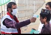200 نفر از مردم محروم روستای کناربست سراوان ویزیت رایگان شدند + تصاویر
