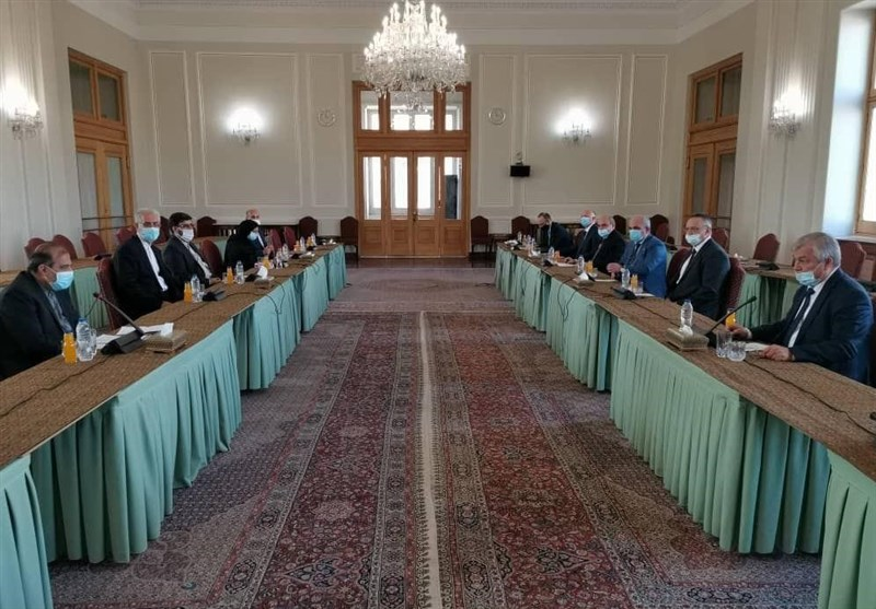Iranian, Russian Diplomats Discuss Syria in Meeting in Tehran