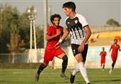 لیگ برتر فوتبال  برتری نفت مسجدسلیمان مقابل شهر خودرو در نیمه اول