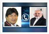 Zarif Congratulates Morales' Party on Bolivia Election Victory