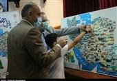 راه اندازی پویش پازل همدلی در مازندران به روایت تصویر