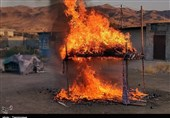 امحا 4 میلیارد تومان انواع مواد مخدر در کردستان